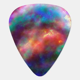 Kepler's Supernova Remnant Guitar Pick