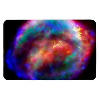 Kepler's Supernova Remnant Rectangular Photo Magnet