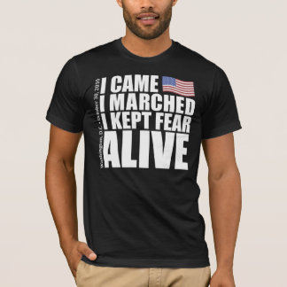Kept Fear Alive - Dark T-Shirt