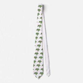 Kept Ridley  designer sea turtle tie