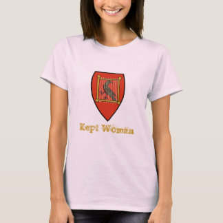 Kept Woman, Gilded Cage II T-Shirt