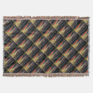 Keremeos, British Columbia, Canada Throw Blanket