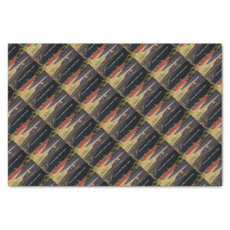 Keremeos, British Columbia, Canada Tissue Paper