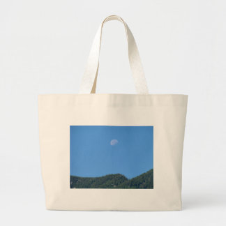 Keremeos Moon Large Tote Bag