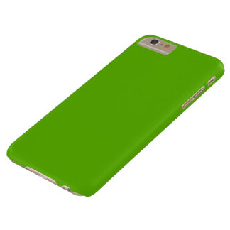 Kermit Green colored Barely There iPhone 6 Plus Case