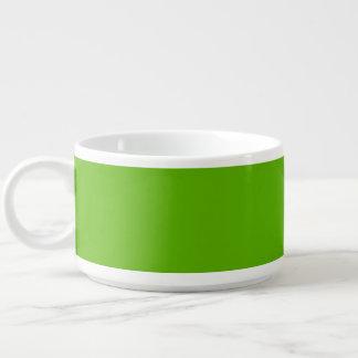 Kermit Green colored Chili Bowl
