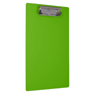 Kermit Green colored Clipboards