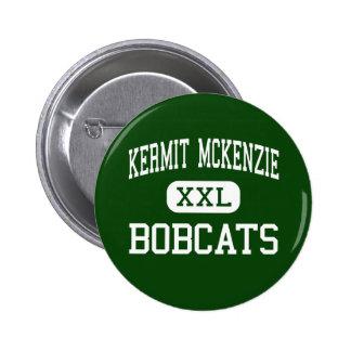 Kermit McKenzie - Bobcats - Junior - Guadalupe Pins