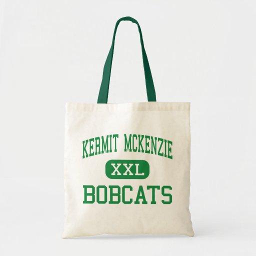 Kermit McKenzie - Bobcats - Junior - Guadalupe Bag