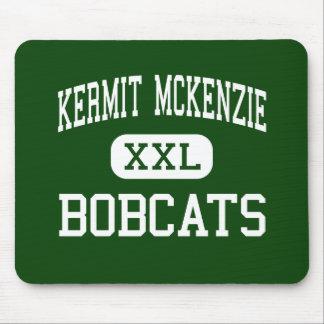 Kermit McKenzie - Bobcats - Junior - Guadalupe Mouse Mat