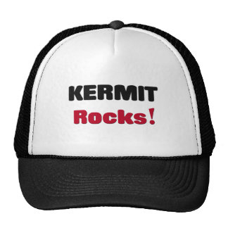 Kermit Rocks Mesh Hat