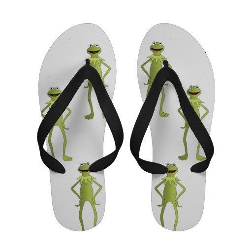 Kermit Sandals