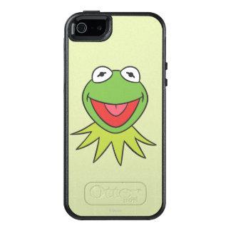 Kermit the Frog Cartoon Head OtterBox iPhone 5/5s/SE Case