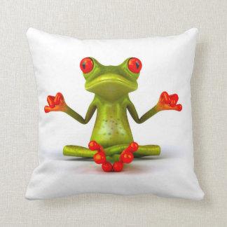 kermit the frog pillow cushion