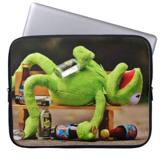 Kermit the frog Sleeve Computer Sleeves