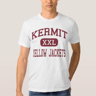 Kermit - Yellow Jackets - High - Kermit Texas