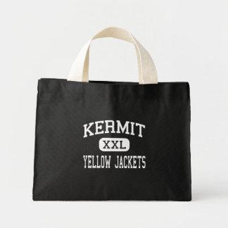 Kermit - Yellow Jackets - Junior - Kermit Texas Tote Bag