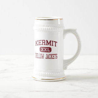 Kermit - Yellow Jackets - Junior - Kermit Texas Coffee Mugs