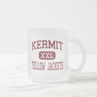 Kermit - Yellow Jackets - Junior - Kermit Texas Coffee Mug