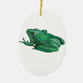 Kermit's Adenture Ceramic Ornament