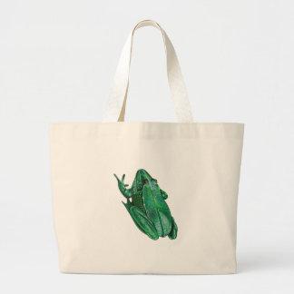 Kermit's Adenture Large Tote Bag