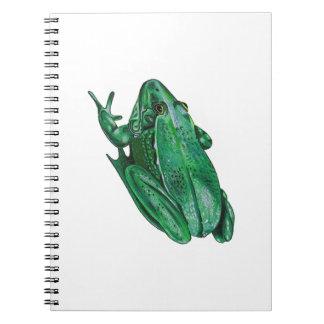 Kermit's Adenture Spiral Notebook