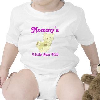 Kermode Bear Customizable Kids Shirt - Pink Text
