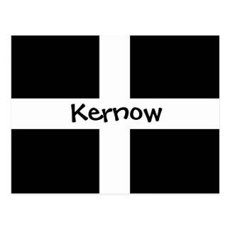 Kernow - Cornwall Postcard