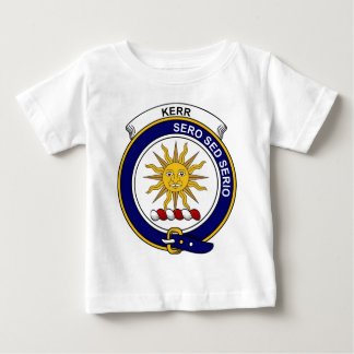 Kerr Clan Badge Baby T-Shirt