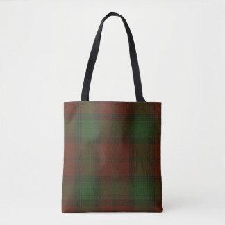 Kerr Clan Tartan Tote Bag