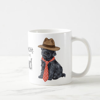 Kerry Blue Dad Coffee Mug