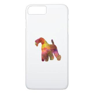 kerry Blue Terrier 02 in watercolor iPhone 8 Plus/7 Plus Case