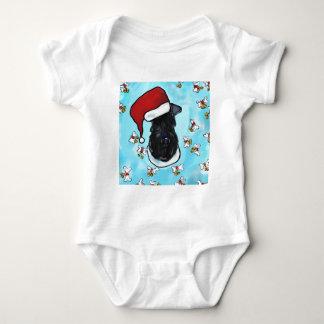 Kerry Blue Terrier Baby Bodysuit