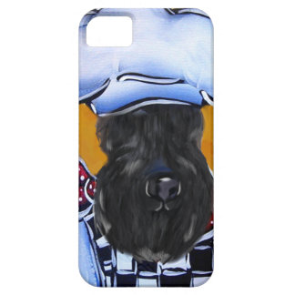 Kerry Blue Terrier Chef iPhone 5 Covers