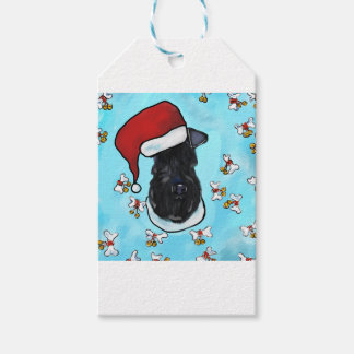 Kerry Blue Terrier Gift Tags