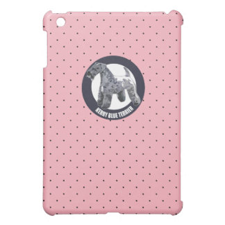 Kerry Blue Terrier iPad Mini Cover