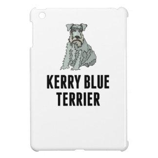 Kerry Blue Terrier iPad Mini Covers