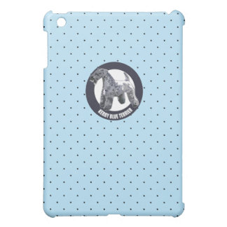 Kerry Blue Terrier Case For The iPad Mini