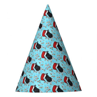 Kerry Blue Terrier Party Hat