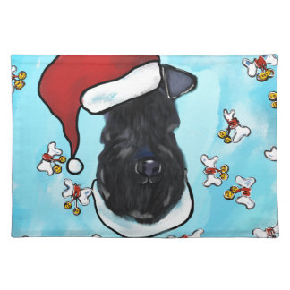 Kerry Blue Terrier Placemat
