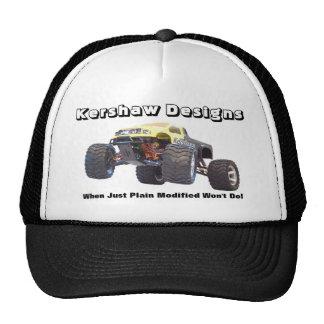 Kershaw Designs Custom Radio Controlled Cars Cap