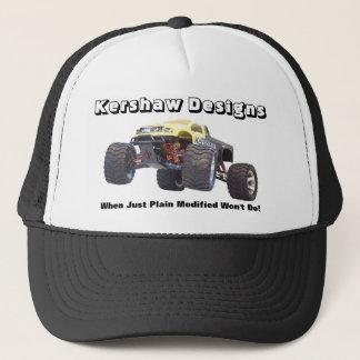 Kershaw Designs Custom Radio Controlled Cars Trucker Hat