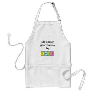 Keryn periodic table name apron