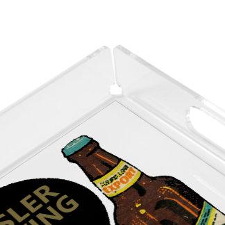 Kessler Export Beer Acrylic Tray