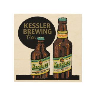 Kessler Export Beer Wood Wall Decor