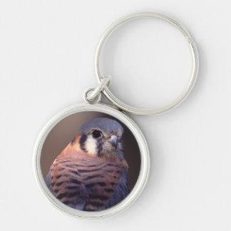 kestrel, falcon keychains