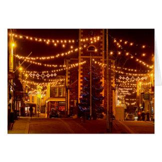 Keswick Christmas Lights Card