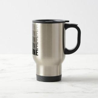 Ketamine Travel Mug