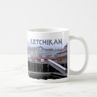 Ketchikan 3 Classic White Mug