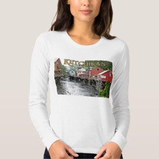 Ketchikan Ladies Long Sleeve (Fitted) Shirts
